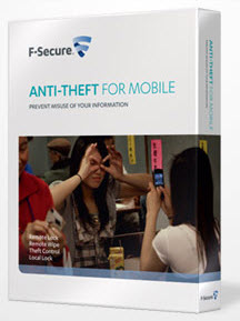Anti-Theft for Mobile Phone